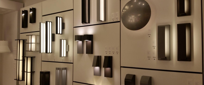 Modular Lighting Wall