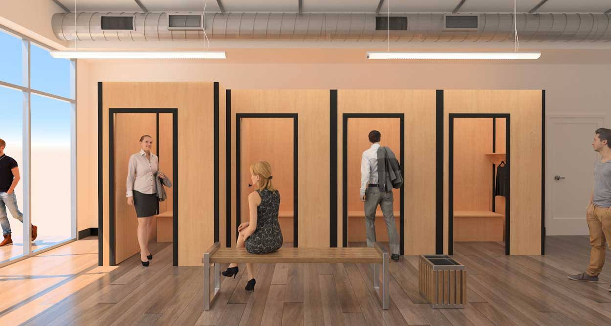 Fitting Room Design